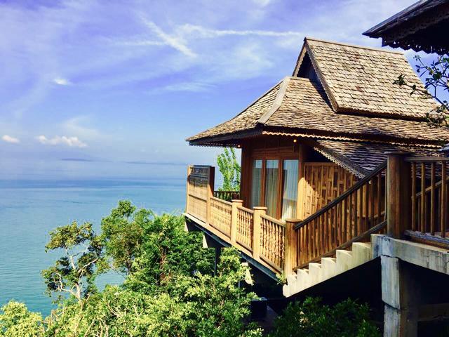 Santhiya Koh Yao Yai, Pool-Villa am Meer