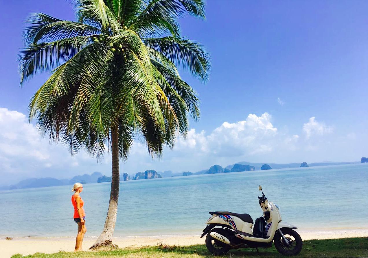 Koh Yao Yai Thailand Roller mieten