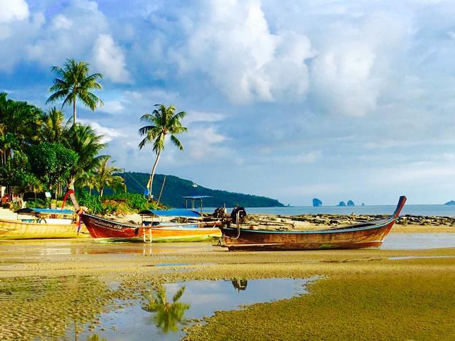 Krabi Strände, Klong Muang