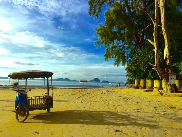 Krabi Strände, Klong Muang Beach