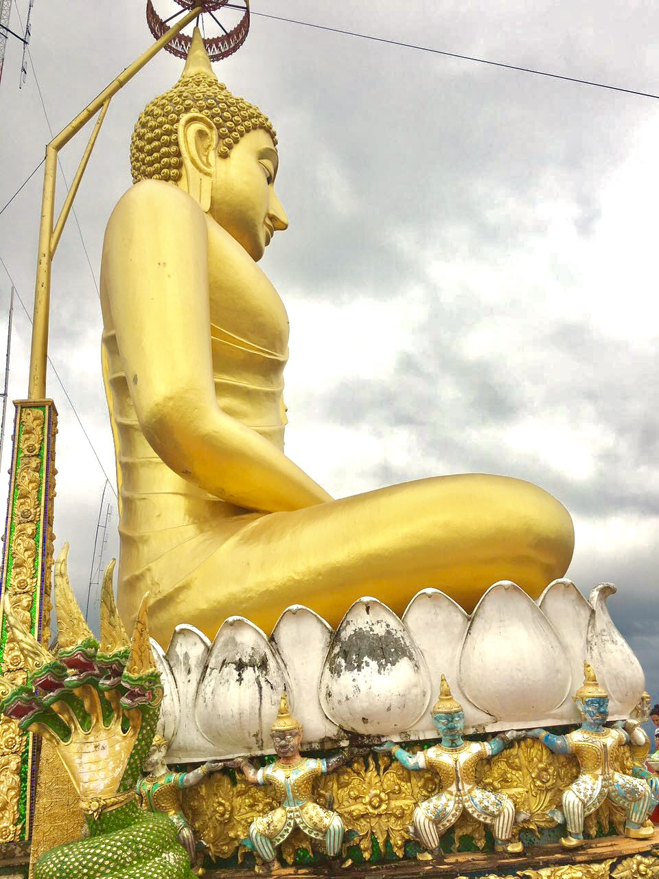 Buddha Tiger Cave Krabi