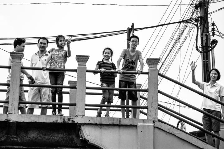 Bangkok Sehenswürdigkeiten, Klong Fahrt