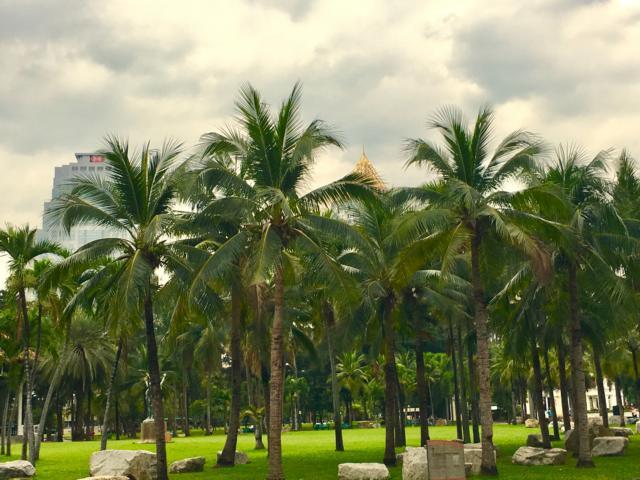 Bangkok Sehenswürdigkeiten, Lumphini Park