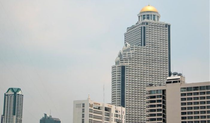 Bangkok Sehenswürdigkeiten, Sirocco Sky Bar