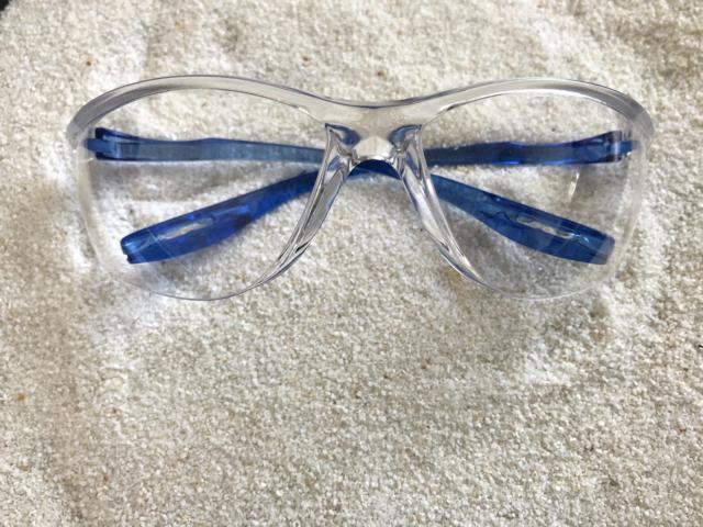 Thailand Reisetipps, Brille mit durchsichtigen Gläsern