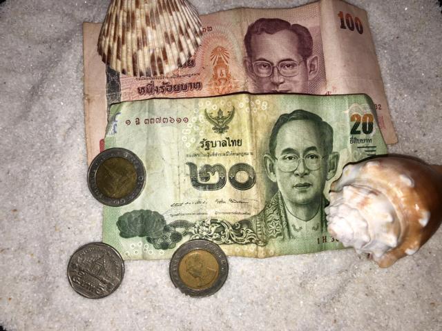 Thailand Reisetipps, Währung
