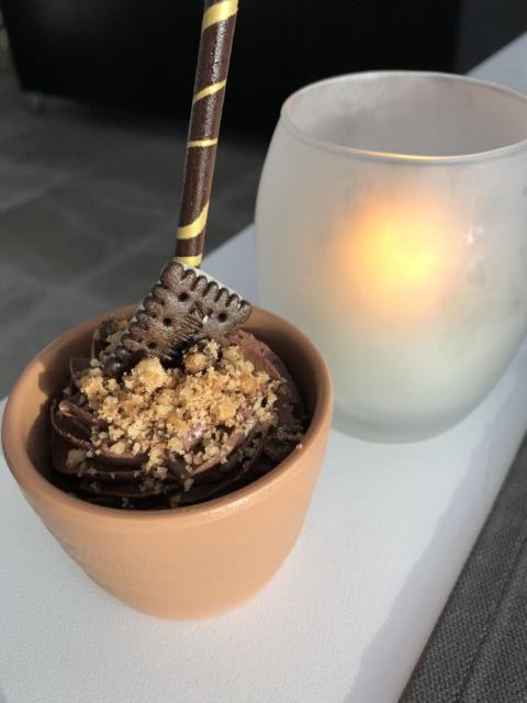 Schokoladendessert