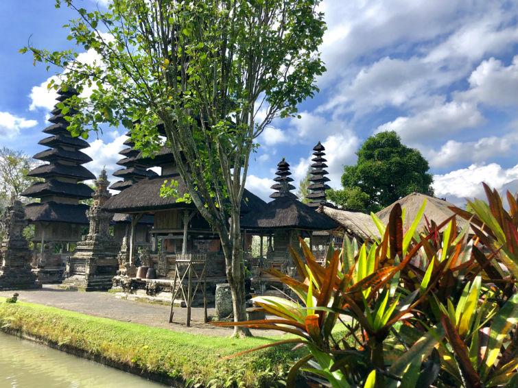 Bali Sehenswürdigkeiten, Tempel Taman Ayun