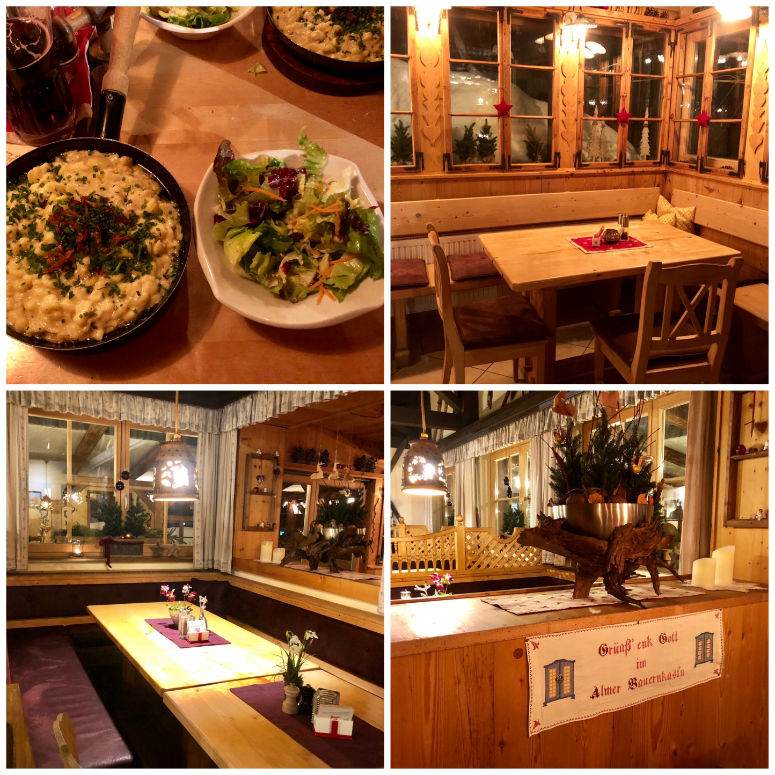 Bilder von Maria Alm Restaurant Bauernkasten