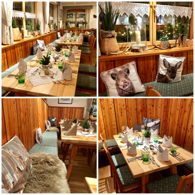 Restaurant Hotel Moserwirt Maria Alm