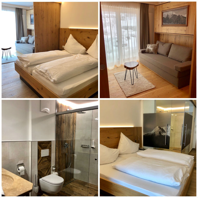4 Bilder von Zimmer Maria Alm Hotel Moserwirt