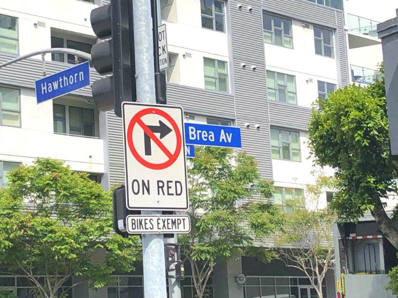 USA Reisetipps, Verkehrszeichen