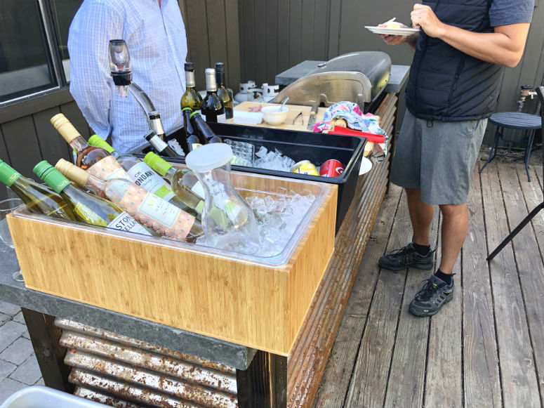 USA Reisetipps verschiedene Getränke auf Eis