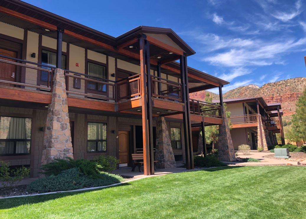 Hotel La Quinta Inn & Suites Zion Nationalpark, Nationalparks der USA