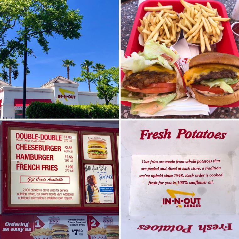 Fotos von In-n-Out Burger, Fast-Food-Kette