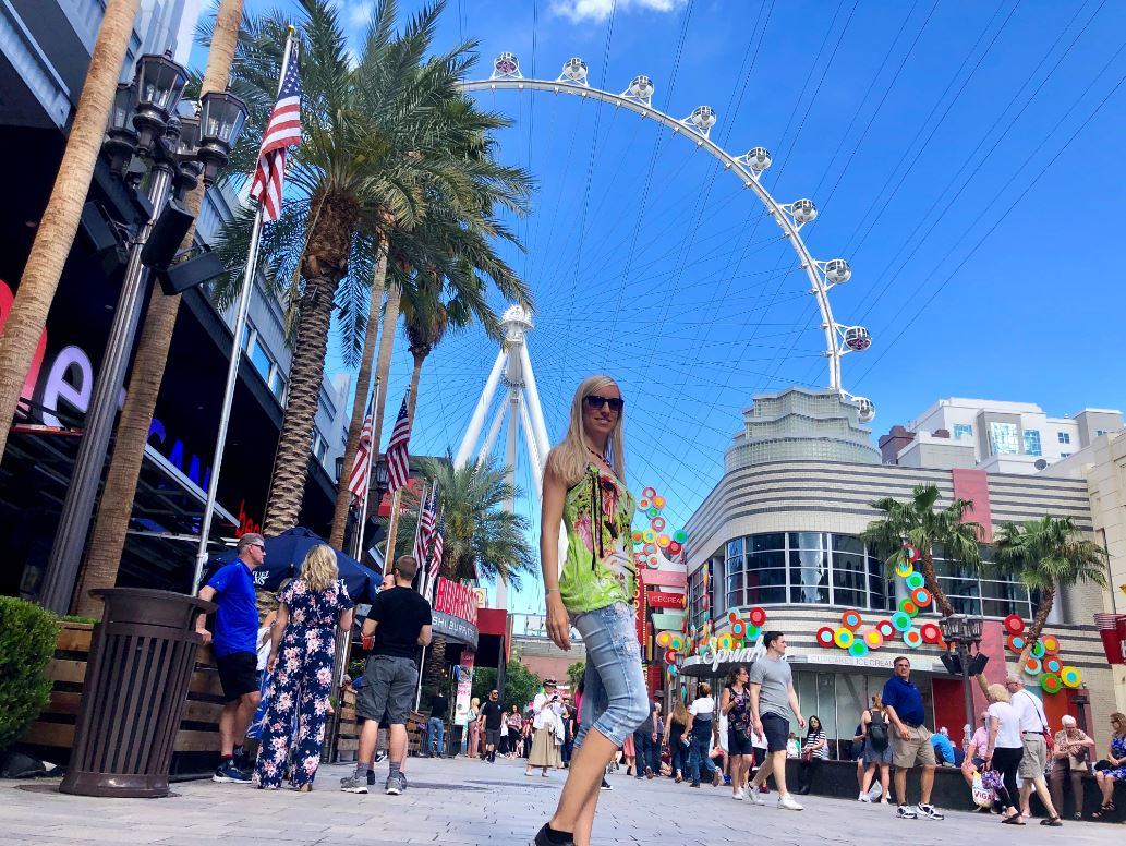 Las Vegas Sehenswürdigkeiten, The Linq