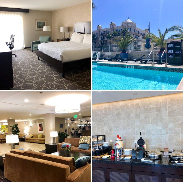 Hotel Hilton Garden Inn Marina Del Rey Los Angeles