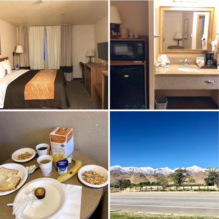 Hotel Comfort Inn Lone Pine