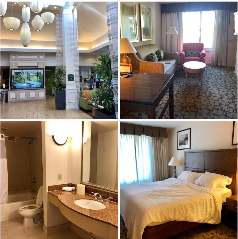 Hotels USA Westküste, Hotel Hilton Garden Inn Los Angeles