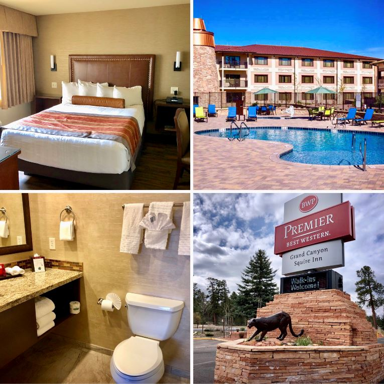 Hotels an der USA Westküste, Best Western Grand Canyon