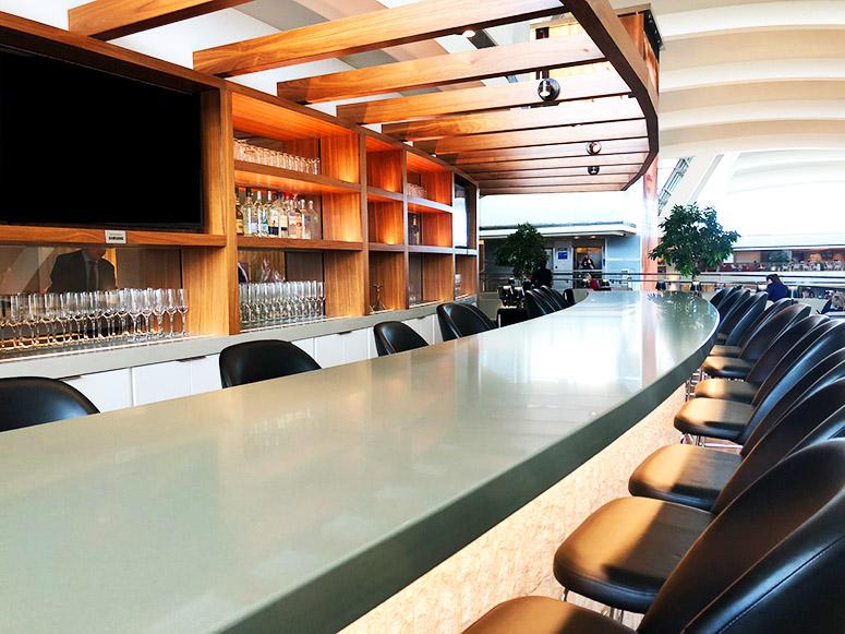 Zugang zu Airport-Lounges durch die American Express Platinum Kreditkarte