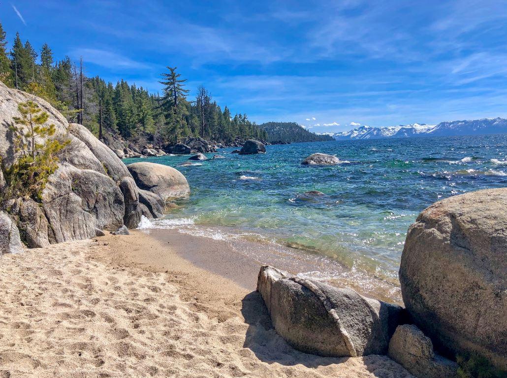 Lake Tahoe Sehenswürdigkeiten, Secret Harbour Beach