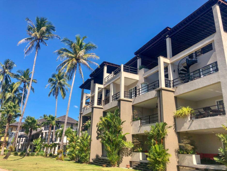 Koh Chang Hotels, Ansicht der Wohnanlage Siam Royal View von außen