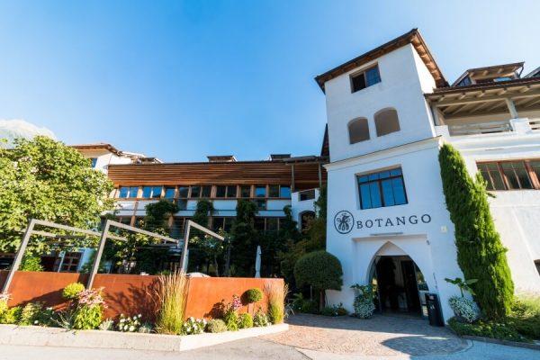 Außenansicht Hotel Botango