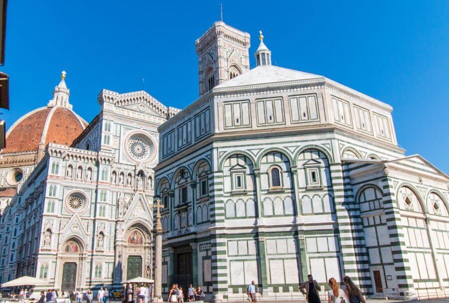 Florenz Sehenswürdigkeiten, Dom von Florenz